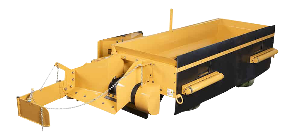 Road Widener side paver attachment accessories